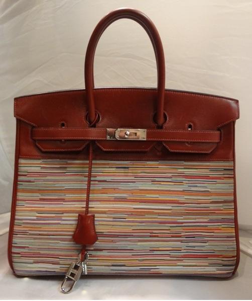 Hermes Vibrato Leathers | The Bag Hag Diaries