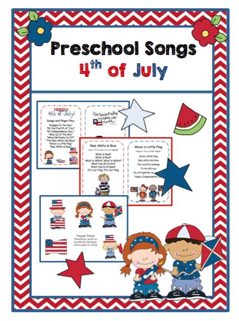 4th of july preschool theme april 2015 preschool printables 283