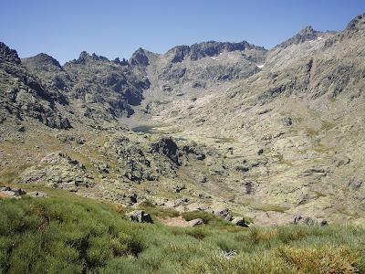 le parc naturel de Gredos