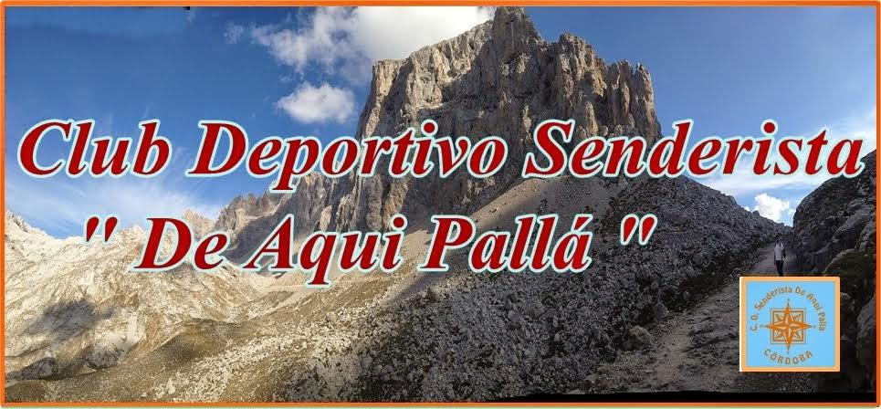 C.D. Senderista De Aqui Palla