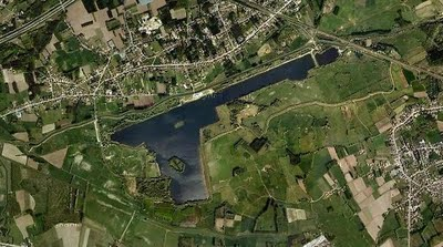 Bentuk Danau Terunik Di Dunia