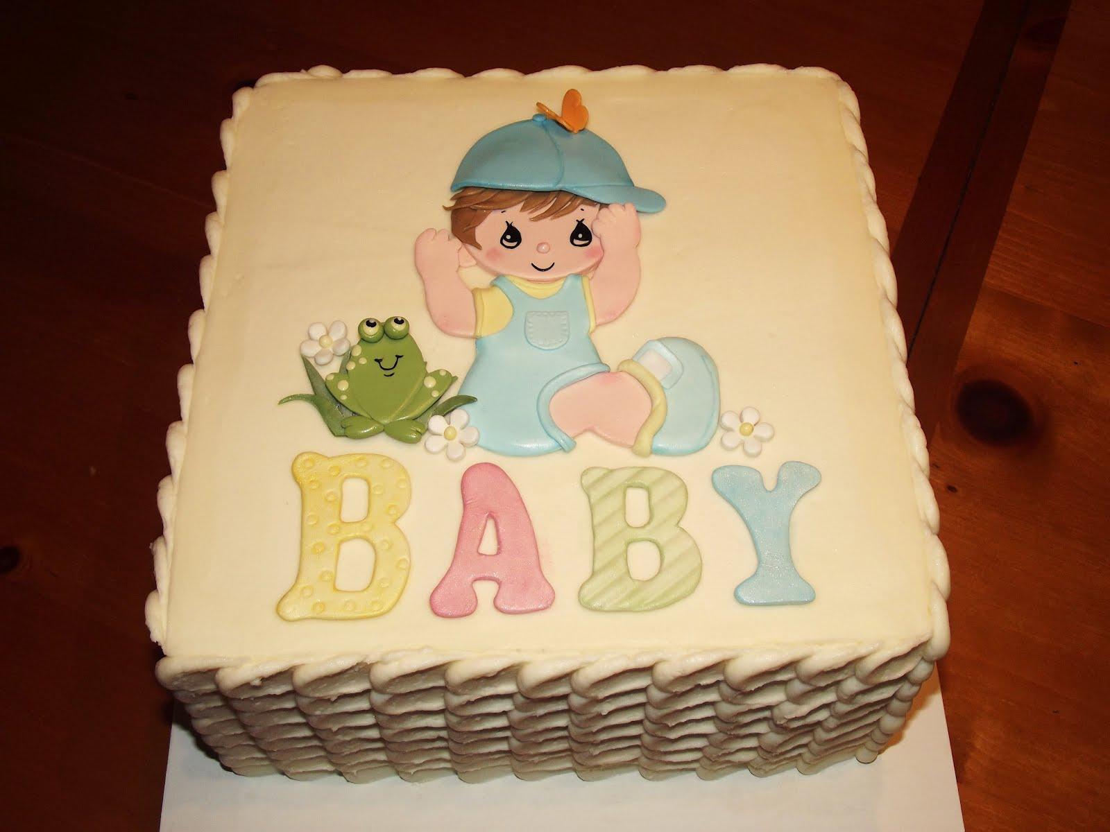 suzy 39 s sweet shoppe precious moments baby shower cake