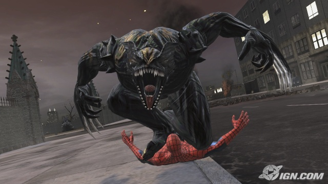 Spider Man: Web of Shadows Compressed [Mediafire Links ...