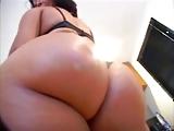 Bela bunda amadora no sexo quente
