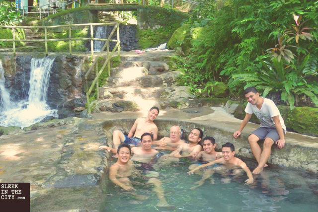 camiguin ardent hot spring warm jacuzzi