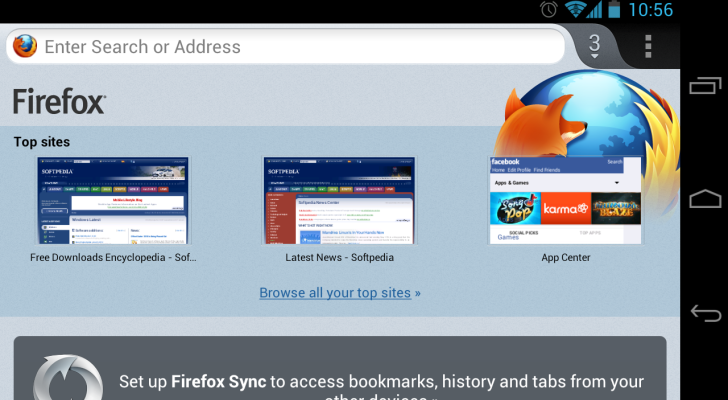 firefox to android soon to big changes tech news reviews