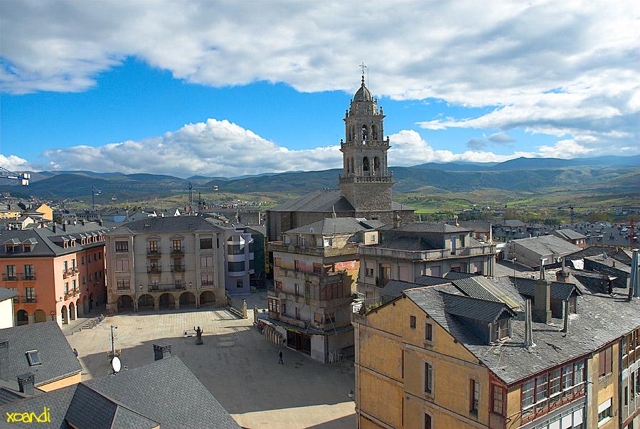 Ponferrada Spain  city photos gallery : dedales de Mati: Dedal de Ponferrada