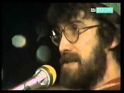 Sanremo 1980 - Stefano Rosso - l'Italiano