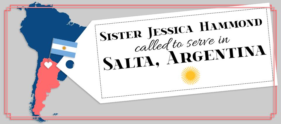 Sister Jessica Hammond