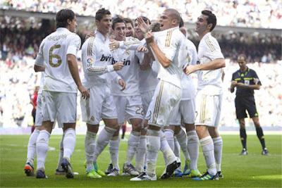 Real Madrid 7 - 1 Osasuna (3)