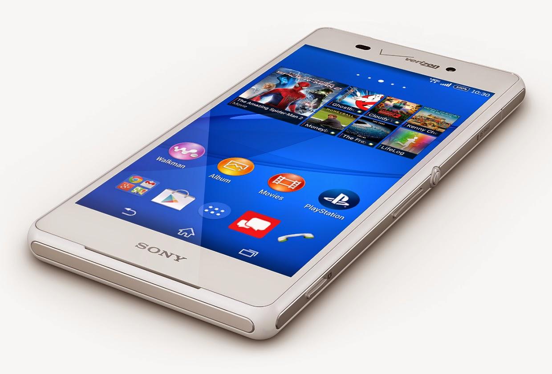 Hp Android Sony Xperia Z3v