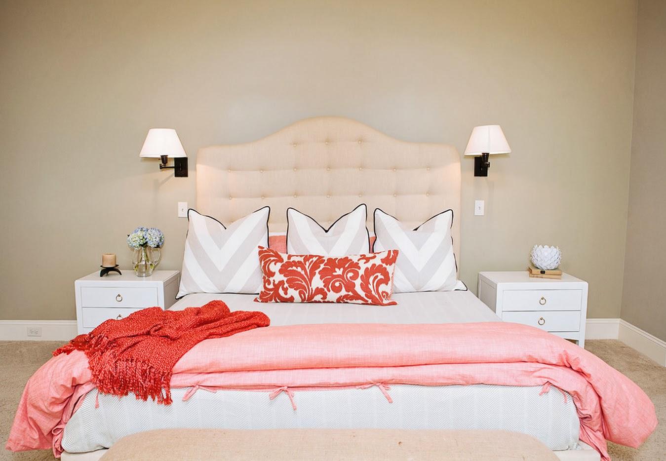 Прикроватные светильники для спальни своими руками образцы фото