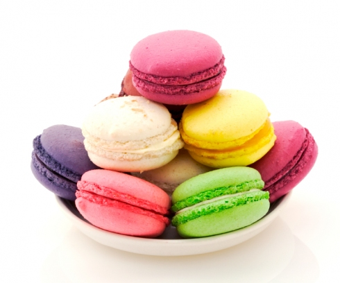 PLuSH Paparazzi: iSwoon For Parisian Macaroons