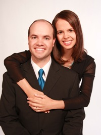 David and I have been joyfully serving our Heavenly Father overseas for 10 years!