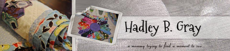 Hadley B. Gray