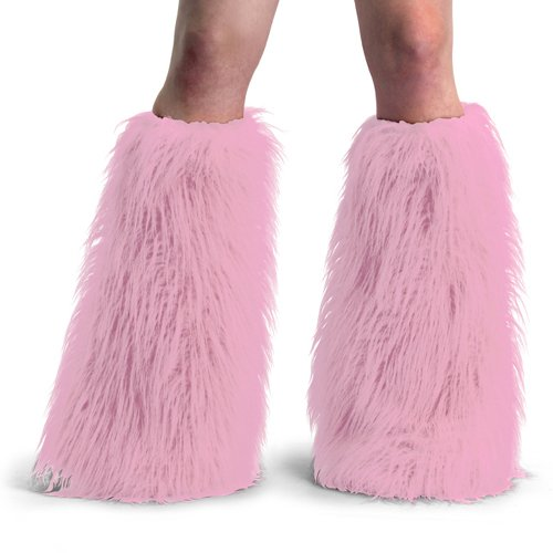 fashion trends fluffies faux boots sleeves