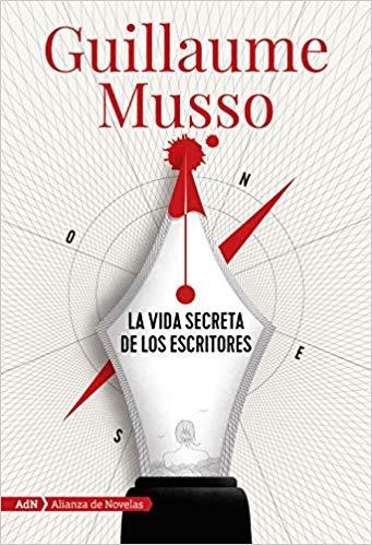 LA VIDA SECRETA DE LOS ESCRITORES de Guillaume Musso