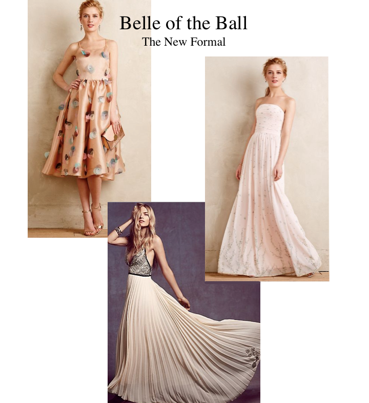 Belle of the Ball - Prom?
