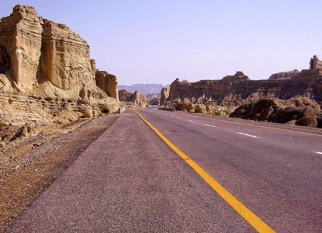 makran-highway