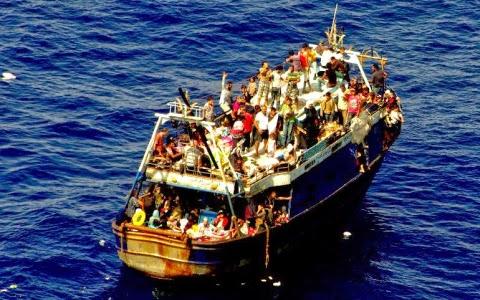 Các tay súng IS đang trên những con thuyền di cư vào châu Âu