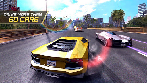 Game Balap Mobil Android : Asphalt 7 heat
