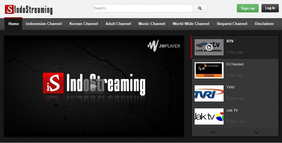 tv online terlengkap tayangan tv online ini bisa diakses streaming tv ...