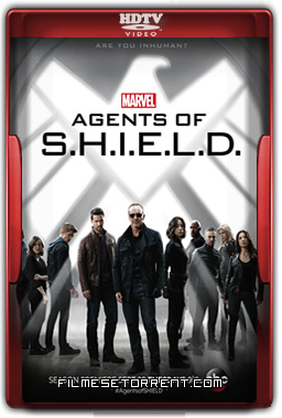 Agents of Shield 3ª Temporada Legendado Torrent HDTV 720p 1080p Download 2015