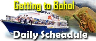 Fast Ferry Daily Scheadule