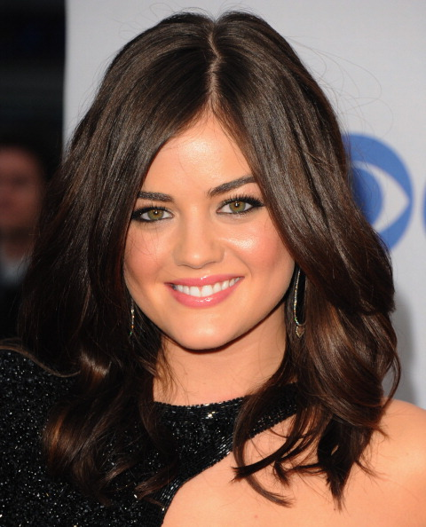 You Wont Even Recognize Lucy Hale With Her New Hair
