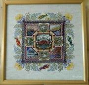 Chinese Mandala