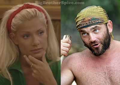 Russell Hantz Attacks Janelle Pierzina WTF