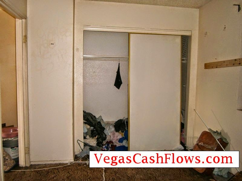 vegas cash flows ready to rehab condo for only 15k cash arv is 50 000