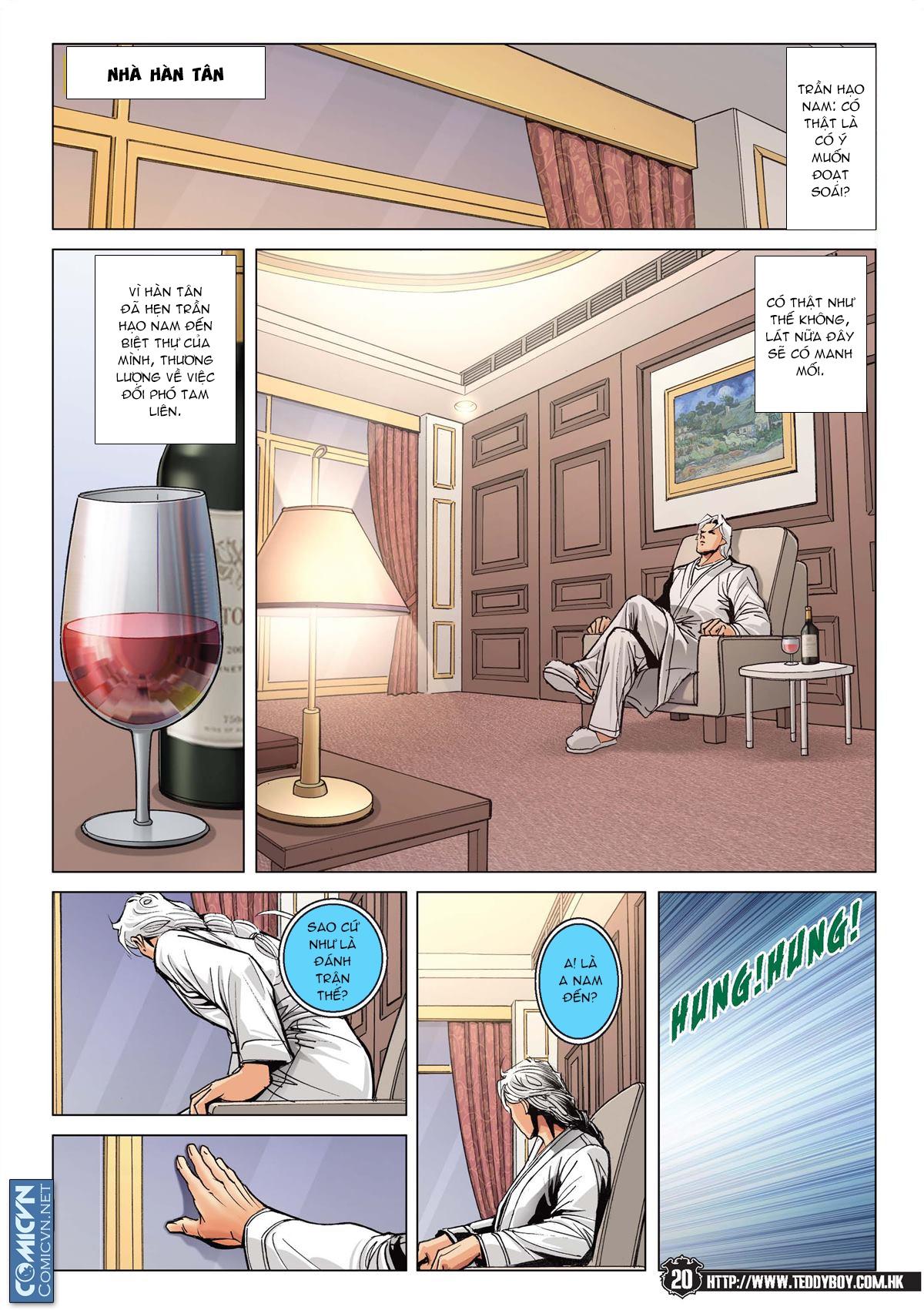 Người Trong Giang Hồ Chap 2110 - Next Chap 2111