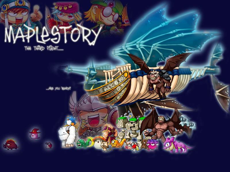 Maplestory Has Been Upgrated