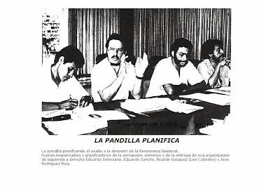 Eduardo Sancho-Ferman Cienfuegos y Eduardo Solorzano FMLN- RN FARN PD PSD