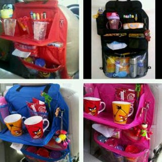 Car Organizer with Table (COT)