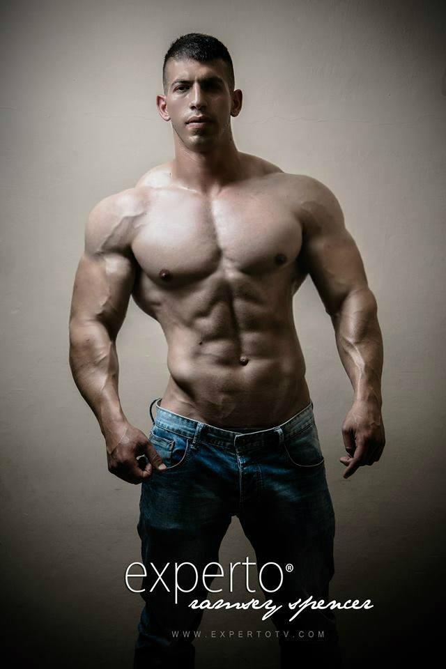 Hammam Mashni Body Builder | Arab Body Builders