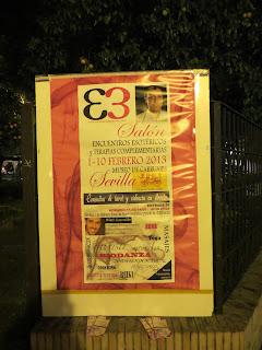Cartel de Encuentros Esotéricos de Sevilla