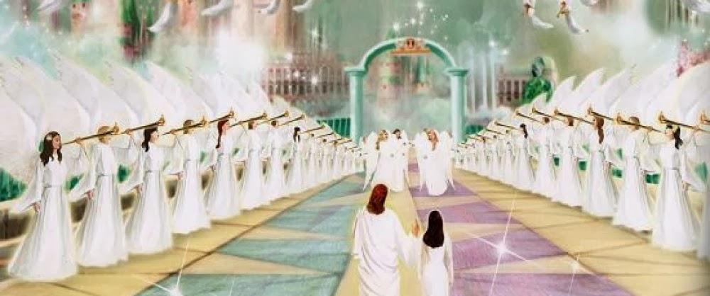Semoga gambaran surga diatas dapat menambah iman dan ketaqwaan kita