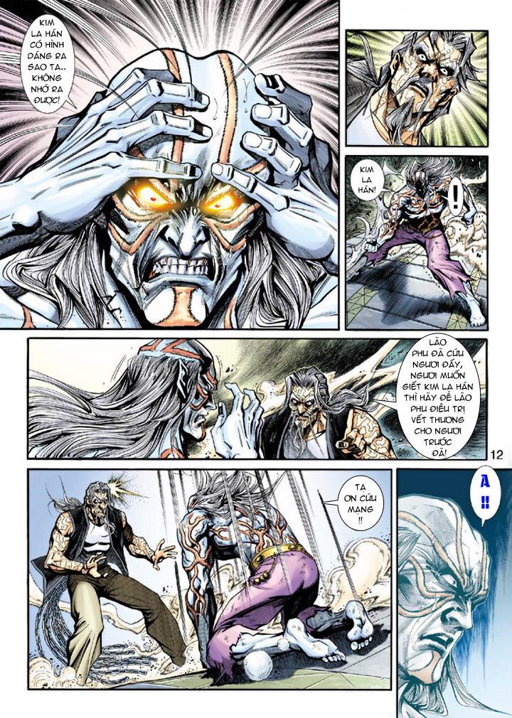 Tân Tác Long Hổ Môn chap 193 - Trang 12