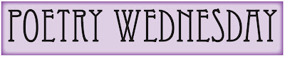 Poetry Wednesday logo