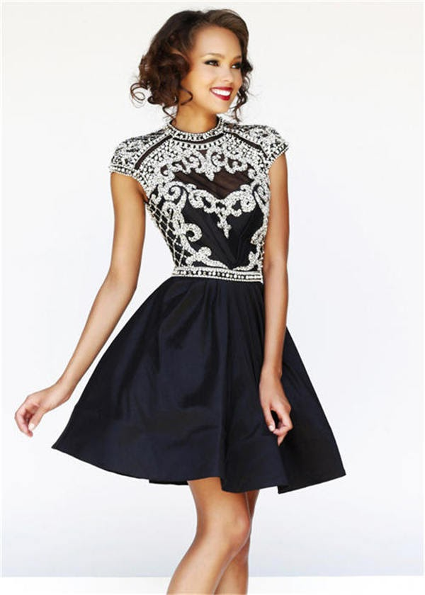 lace prom dresses 2015 in lovely styles