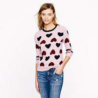 J. Crew Heartbreaker Sweater