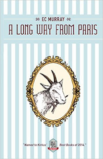 French Village Diaries bookworm advent calendar review A Long Way From Paris EC Murray
