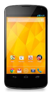 Nexus4-White-Front