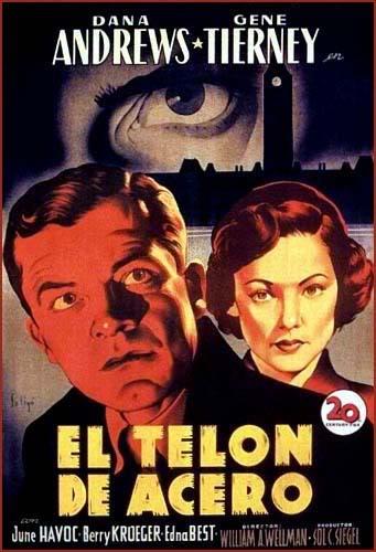 El Telón de Acero (1948)