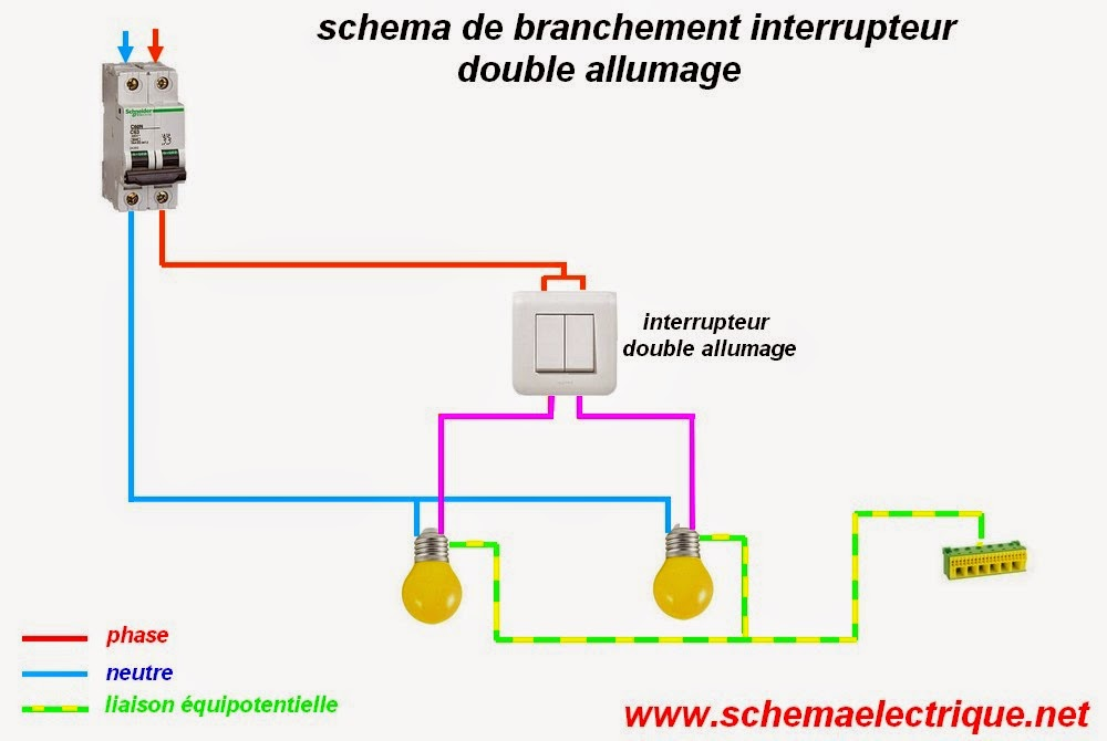 Schema Pour Des Prise Et Etebteur ~ Gascity For .