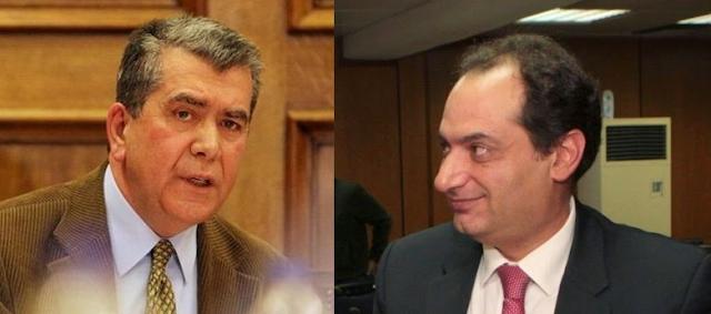 """Ο Μητρόπουλος επιβεβαιώνει το Pres-gr: """"Ο Σπίρτζης πίσω από την προσπάθεια σπίλωσής μου, για να μου πάρει την έδρα..."""""""