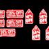 Etiquetas de preços off vetor