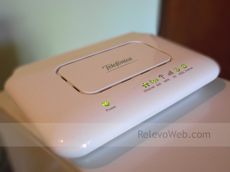 modem router wifi sin antena